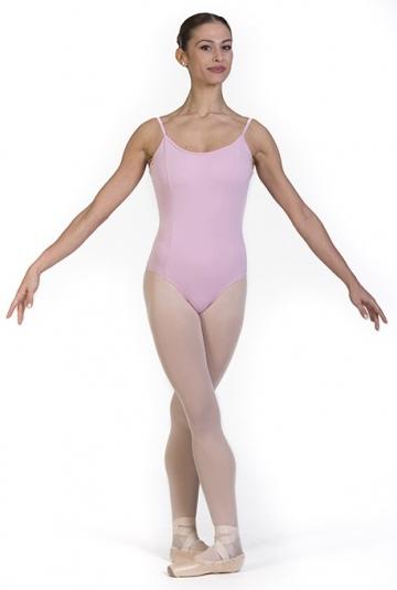 Body danza con bretelle Lucille