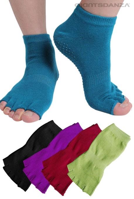 release info on half price online retailer Pilates socks Sok2