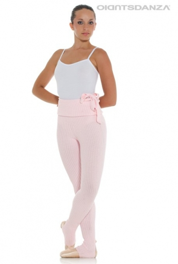 Knitted pants L112