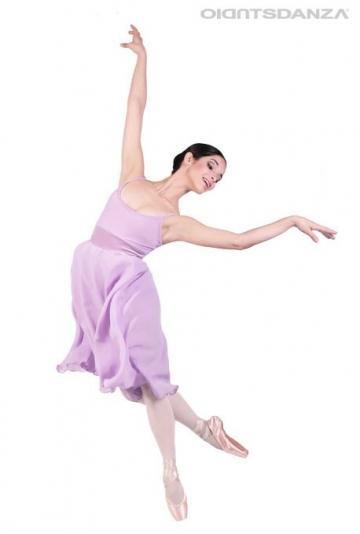 Ballet camisole dress C2815