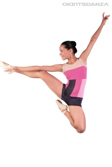 Modern dance leotard C2817