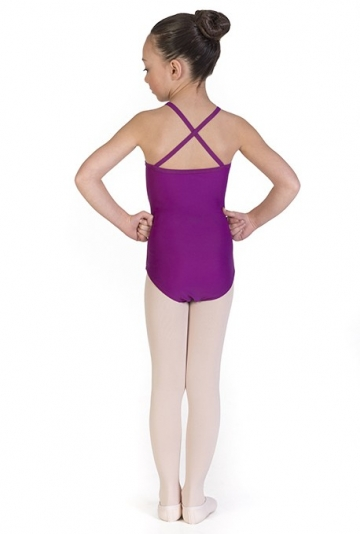 Strappy back dance leotard Kristal