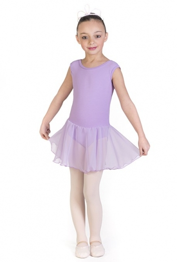 Ballet leotard with skirt for kids Rachel