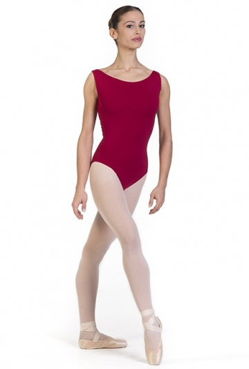 Ladies ballet leotard with lace Ashley