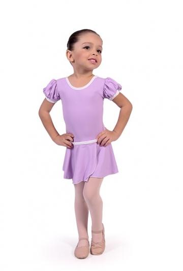 Baby ballet leotard with skirt Emily