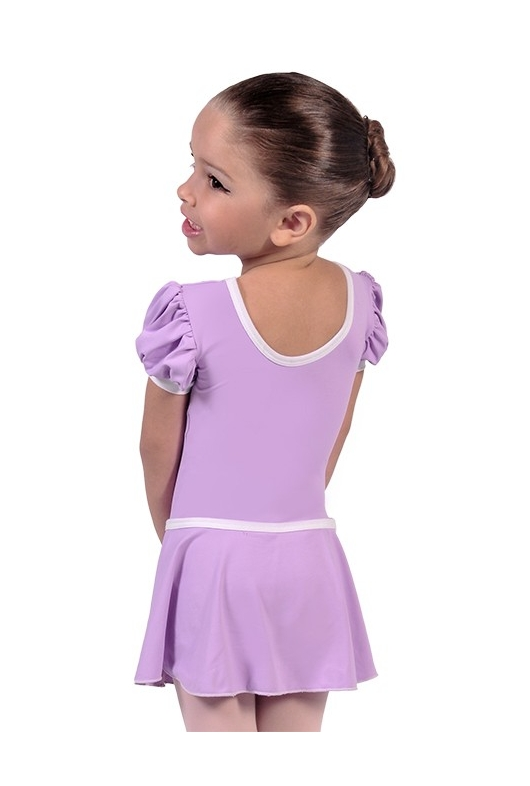 af1f29b8a Baby ballet leotard with skirt