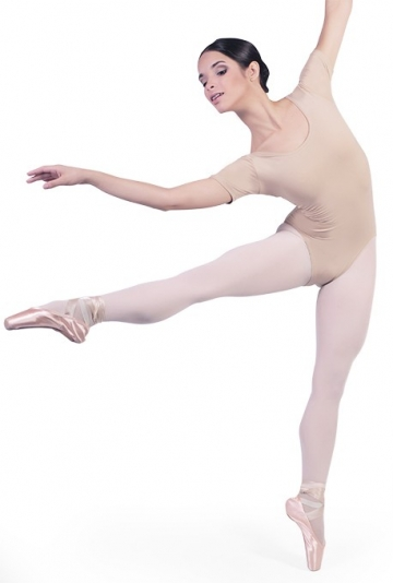 Ballet leotard with short sleeve Darlett