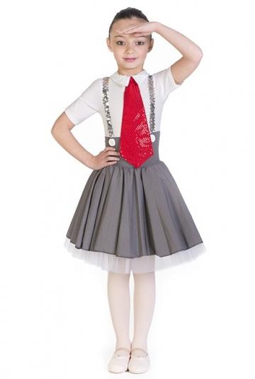 Costume danza moderna bambini C2154 -