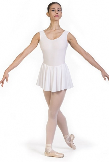 Ballet leotard with skirt Sally
