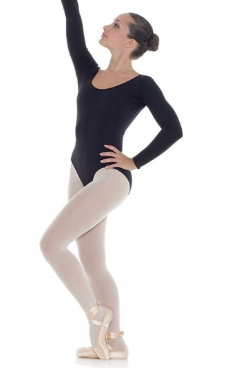 Long sleeve ballet leotard Nadia