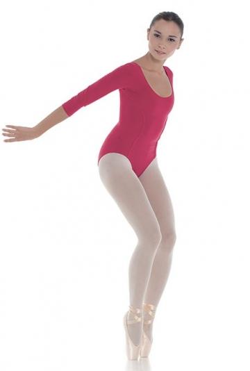 Dance leotard 3/4 sleeves Ramona