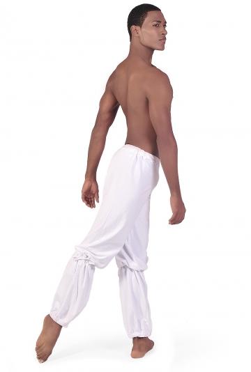 Pantalone danza uomo con coulisse M918 -