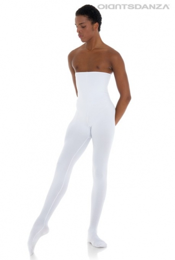 Men's footed tights for dance M602