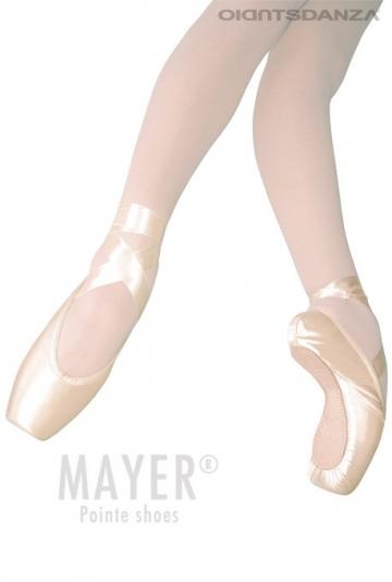 Studiodanza pointe shoes Mayer BX1