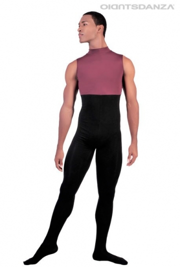 Men's sleeveless unitard M909